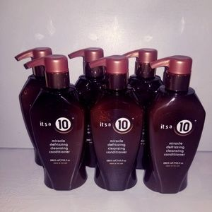IT'S A 10 DEFRIZZING CLEANSING CONDITIONER shampoo